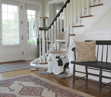 stairlift vermont